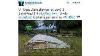 A-t-on retrouvé un morceau du vol MH370? Un mystérieux débris découvert à La Réunion 3