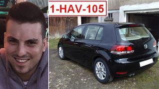 Morlanwelz- Nicolas a disparu depuis sa sortie en discothèque dimanche, l'avez-vous lui ou sa voiture? 5