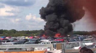 Des membres proches de la famille d'Oussama ben Laden tués dans un crash aérien en Angleterre (vidéo) 2