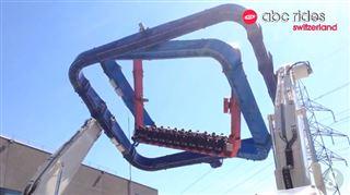 Le tourbillon, cette nouvelle attraction futuriste qui reproduit les sensations d'apesanteur (vidéo) 19