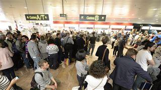 Brussels Airport- les perturbations pour les passagers devraient rester très limitées durant la journée 3