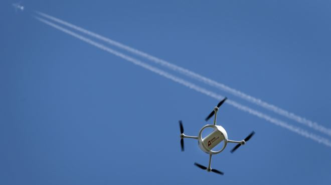 Nouvelle victoire pour les drones en Belgique 1