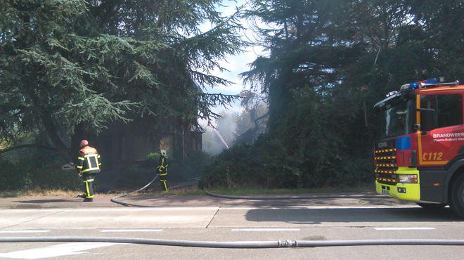 Incendie près de Brussels Airport- De ma chambre on voyait les flammes (photos) 1