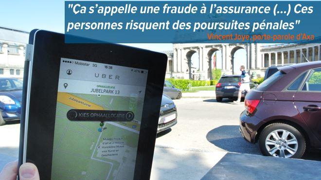 Uber- voici les risques qu'encourent les conducteurs... et les passagers 3