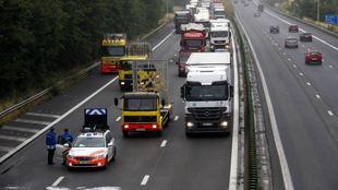 Violent accident sur la N89 à Bertrix- deux morts sur le coup 2