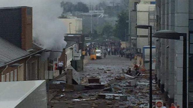 Explosion sur le site de Rixensart du géant pharmaceutique GSK- un technicien grièvement blessé 1