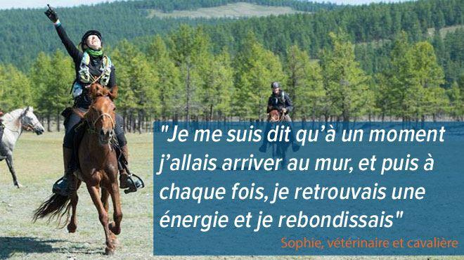 1000 km à cheval à travers la Mongolie, des rencontres inoubliables- Sophie nous raconte l'expérience la plus enrichissante de sa vie 1