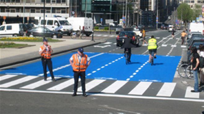 Les policiers bruxellois vont à nouveau devoir régler la circulation sans armes- Nous ne pouvons pas le tolérer 1