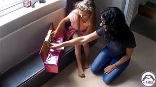 Bouleversant- amputée à 8 ans, Isabelle va recevoir une incroyable surprise (vidéo) 7