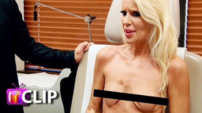 Une maladie mangeuse de chair a détruit la poitrine d'Heather (vidéo) 5