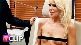 Une maladie mangeuse de chair a détruit la poitrine d'Heather (vidéo) 8