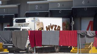 Autriche- nouveau camion trouvé avec des migrants à bord, trois enfants hospitalisés 4