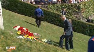 Le Roi Philippe en Suisse rend hommage à la Reine Astrid décédée à 29 ans 2