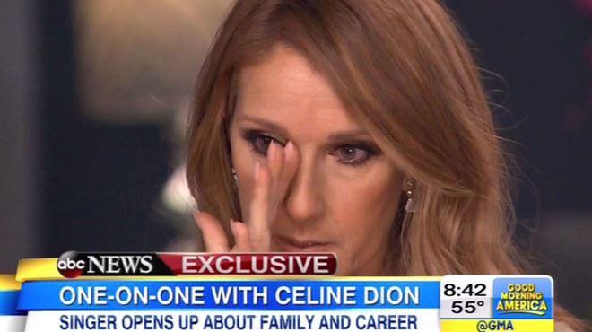 Les révélations bouleversantes de Céline Dion sur son mari René- Nous n'avons pas d'avenir 1