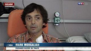 Mark Moogalian, la victime franco-américaine du Thalys, témoigne enfin- Je pensais que j'allais mourir 2