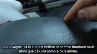 Le tableau de bord et les sièges de votre voiture comme neufs grâce à cette petite astuce naturelle (vidéo) 4