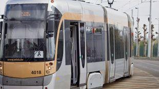 Valise suspecte dans un tram à Bruxelles- la A12 fermée à la circulation 4