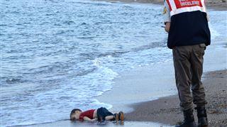 Cette photo qui montre l'horreur du drame des migrants pourra-t-elle faire changer les mentalités? 2
