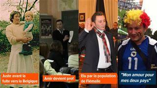 Amir, l'ancien MIGRANT bosnien- 20 ans après, je suis prof et conseiller communal grâce à la Belgique 3