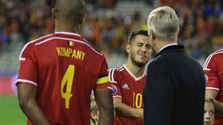 Le clin d'oeil d'Eden Hazard au roi Philippe (photo) 4