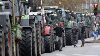 La colère des agriculteurs- pagaille de taille attendue sur nos routes ce dimanche et lundi 3