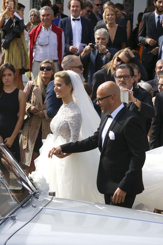 Toutes Les Photos Du Mariage De Pascal Obispo Et Julie
