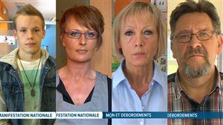 Kenny, Isabelle, Marie-Christine et Marian ont un point commun- le gouvernement a changé les règles et ils en souffrent 2