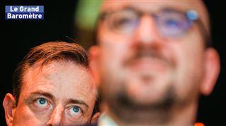 Grand Baromètre- Charles Michel, plébiscité par... les Flamands, devance Bart de Wever 3