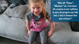 Aucun traitement n'existe contre la maladie rare de Juliette, le syndrome de Pitt Hopkins- Elle ne parlera peut-être jamais 2