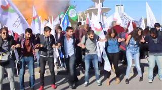 Le bilan s'alourdit en Turquie après une double explosion à Ankara- au moins 30 morts et 126 blessés 2