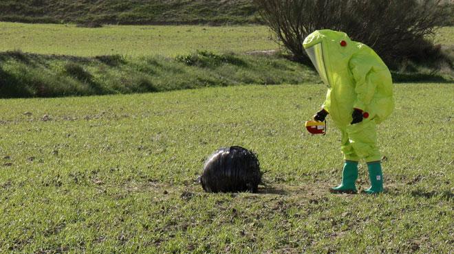 Des objets non identifiés tombent sur la Terre et inquiètent les autorités (photos)