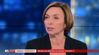 Niveau d'alerte rabaissé à Bruxelles- y a-t-il une progression dans l'enquête? 2