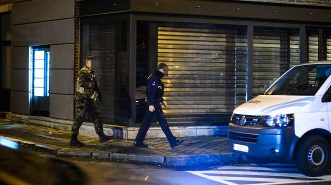 Opérations antiterroristes de jeudi- deux frères arrêtés, l'un à Bruxelles, l'autre à Verviers 1