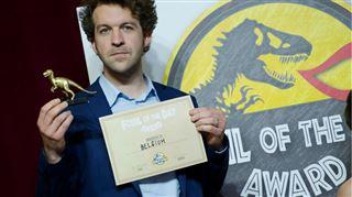 Sommet climat COP21- les ONG se moquent de la Belgique qualifiée de fossile du jour 2