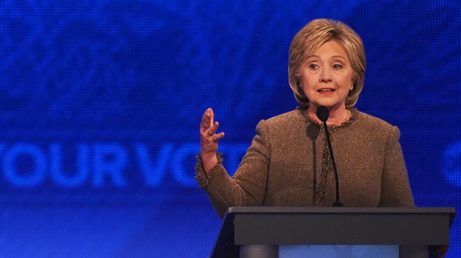 Cette petite phrase d'Hillary Clinton sur la Syrie enflamme ses adversaires