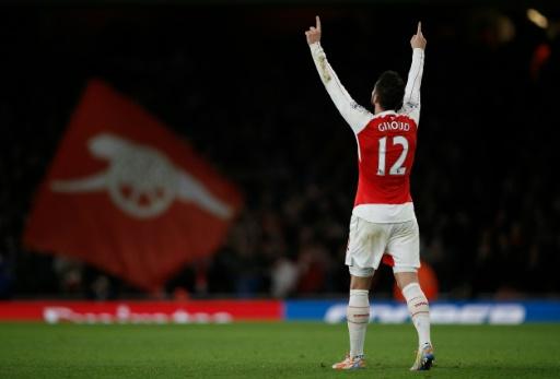 Arsenal assomme City et prend le large