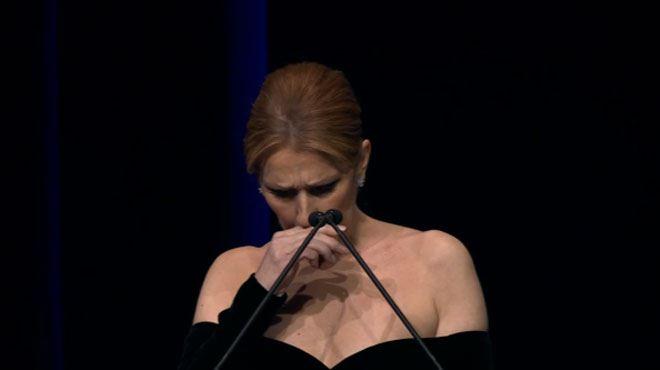 René, je t'aime- Céline Dion, en larmes, rend hommage à son mari (vidéo) 1
