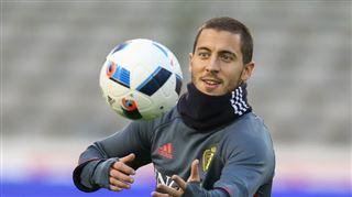 Ca me plairait d'être entraîné par Zidane- la presse espagnole envoie Hazard au Real Madrid 3