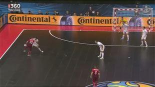 Un but de dingue à l'Euro de futsal (vidéo) 5