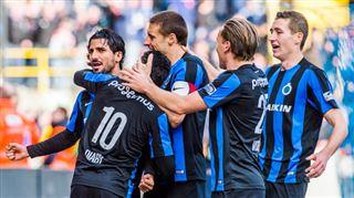 Quatre jours après la Coupe, Bruges terrasse à nouveau l'ogre gantois 2