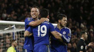 Chelsea arrache lu match nul contre Manchester United (vidéo) 4