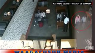 Somalie- des images de surveillance montrent l'auteur présumé de l'attentat contre l'avion de Daallo 3