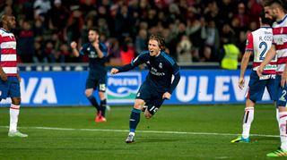 Le missile de Luka Modric sauve le Real Madrid (vidéo) 4