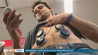 Des électro-stimulateurs pour un corps de rêve sans effort- C'est bien beau, mais ça marche qu'à la télé! 5