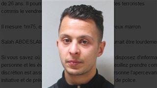 La police immobilise et fouille un train en Flandre à la recherche de Salah Abdeslam 2