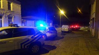 Course-poursuite à Gosselies cette nuit- ils finissent piégés dans une impasse mais foncent sur les inspecteurs 5