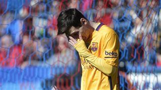 Lionel Messi souffre à nouveau des reins 5
