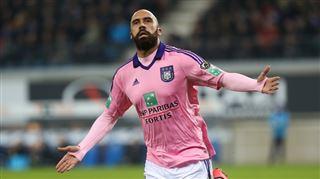 Anderlecht- Anthony Vanden Borre s'est envolé pour la Suisse 2