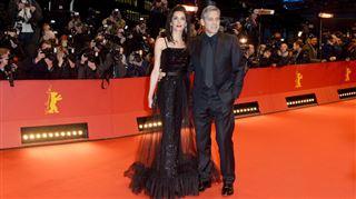 GLAMOUR- George Clooney et son épouse Amal, éblouissent l'inauguration du festival du film de Berlin (photos) 2